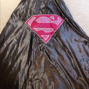 Superwoman cape costume